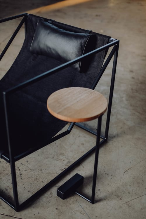 Chairs by Hegi Design House seen at Sydney, Sydney - Eike Lounge Chair