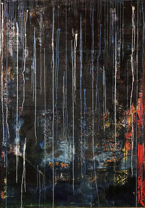 Paintings by Marco Domeniconi Studio seen at New York, New York - Khan Shaykhum