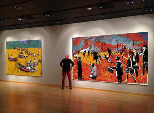 Daryl Thetford - Art and Public Art