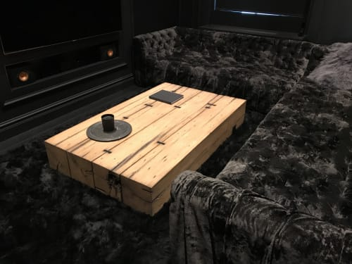 Tables by Stefan Rurak Studio seen at Greenwich Street, New York, NY, New York - Greenwich Street Coffee Table