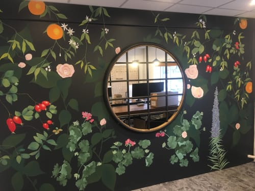 Living Wall Murals