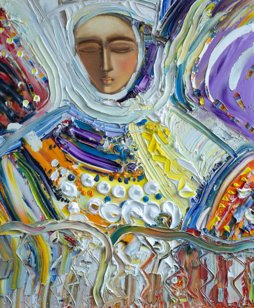"""Paintings by Olesya Hudyma seen at Ternopil, Ternopil - """"When I Dream"""""""