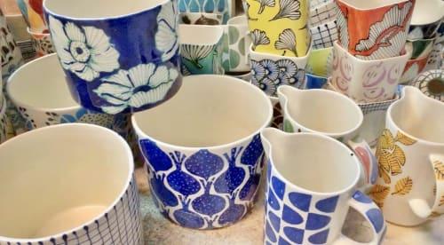 Anna Broström Ek - Tableware and Vases & Vessels