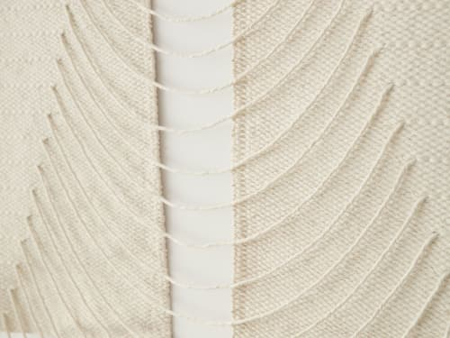 Urania - Unique Textile Art   Wall Hangings by Lale Studio