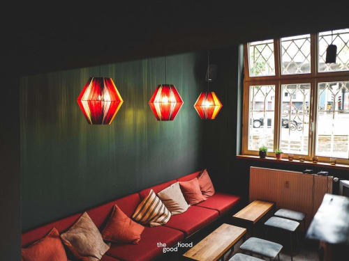 Lamps by Werajane Design seen at the good hood, Bielefeld - Lamp Collections