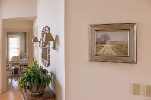 Paintings by Lisa Gleim Fine Art seen at Private Residence, Columbus - First Frost