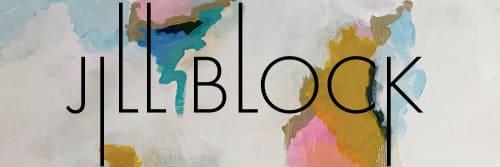 Jill Block - Paintings and Art