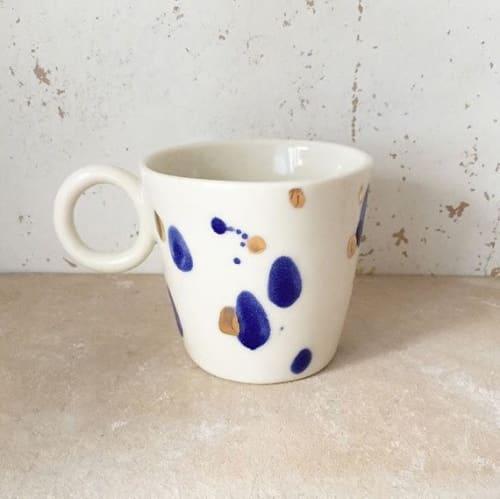 Splodge Mug   Cups by Jade Gallup Studio