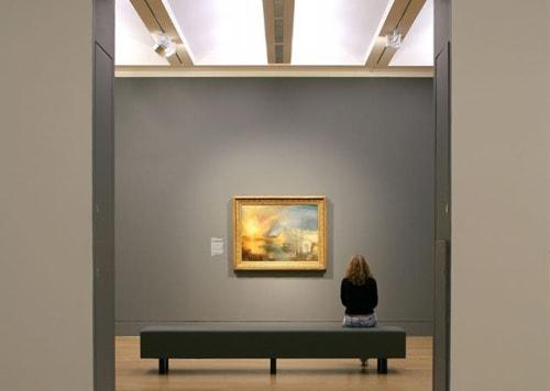 Lighting Design by Lapd at Tate Britain, London - Tate Britain