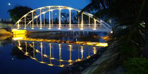 Lighting Design by Lightkrafts Pvt Ltd seen at HIDCO BHAWAN, Kolkata - Bagjola Canal near HIDCO Bhaban, Kolkata, India