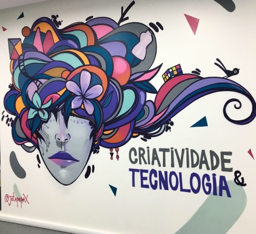 Interior Design by Jotape Pax seen at UniRitter - Campus Iguatemi, Passo d'Areia - Creative Mind
