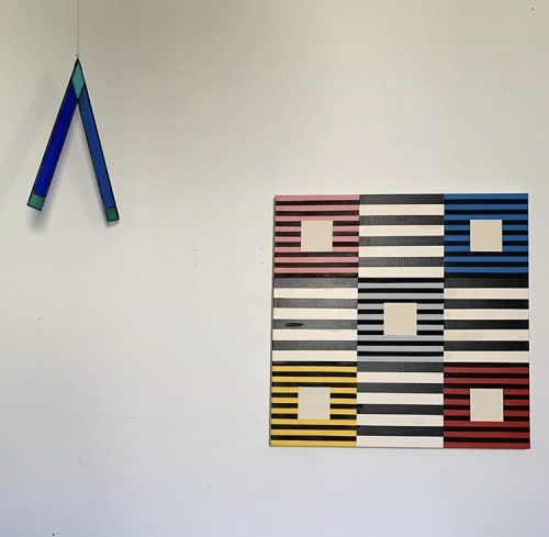 Paintings by Kevin Umaña at Private Residence, Brooklyn - Four Corners