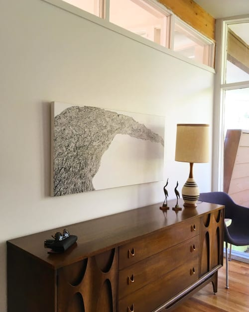 Paintings by Kaitlyn Tucek seen at Private Residence, Northglenn - Abstract Painting