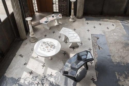 Chairs by Robert Sukrachand - Mirazzo