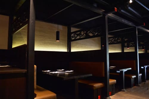 Millwork   Furniture by In Element Designs   Grand Villa Casino Hotel & Conference Centre in Burnaby