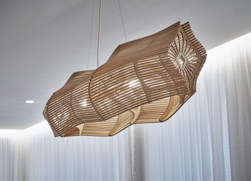Lighting Design by PATH seen at Private Residence, Knoxville - STRAND Light