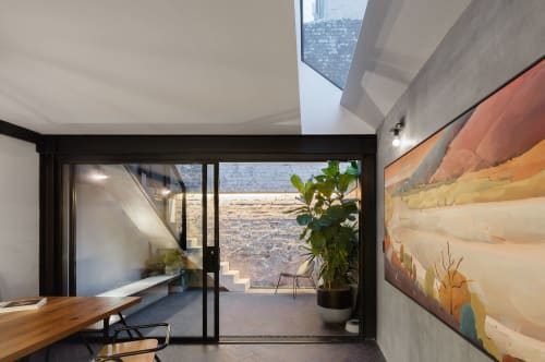 Architecture by Breathe Architecture seen at Private Residence, Surry Hills - Architectural Design