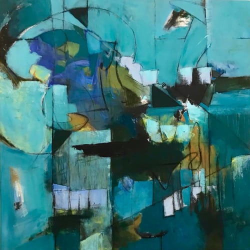Debbie Ezell - Paintings and Art Curation