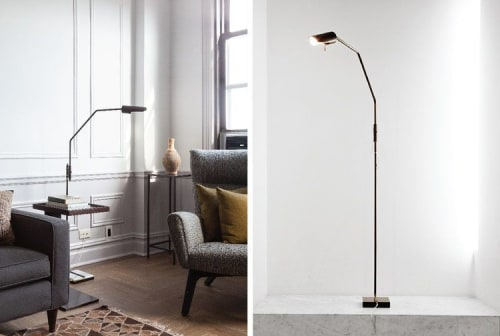 Lamps by Lumifer by Javier Robles seen at Private Residence, New York - Switch Floor Lamp