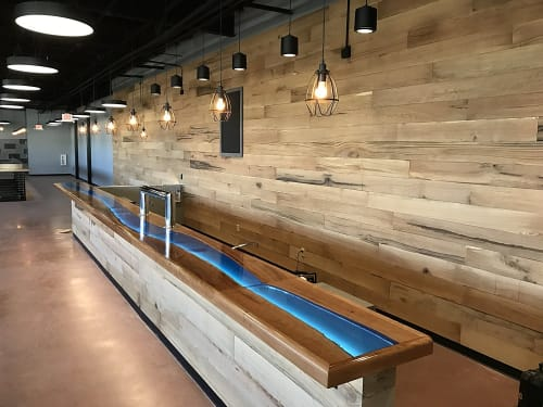 Sweetwater Brewing Company | Interior Design by Eutree Inc.