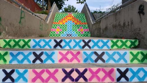 LaurAlvarez - Street Murals and Murals