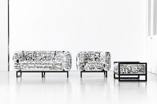 Couches & Sofas by MOJOW seen at Creator's Studio, Paris - Sofa Yomi NEP