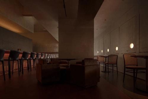 Interior Design by Various Associates seen at Voisin Organique 邻舍有机餐厅, Shenzhen Shi - Voisin Organique Restaurant