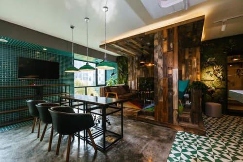 Interior Design by Studio DOTCOF seen at Shanghai, Shanghai - Hailey Salon