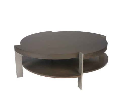 Tables by Antoine Proulx, LLC seen at Millennium Tower San Francisco, San Francisco - CT-85 Coffee Table