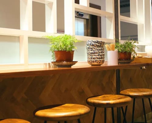 Interior Design by Blank Creatives seen at Nguyen Brothers, Alexandria - Interior Design