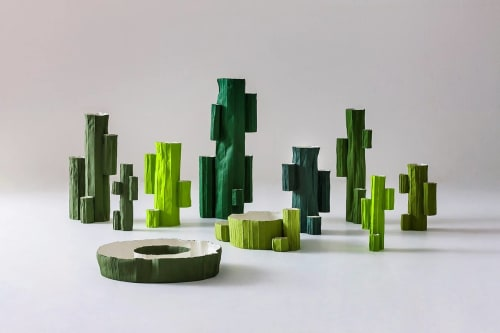Paola Paronetto - Sculptures and Lamps