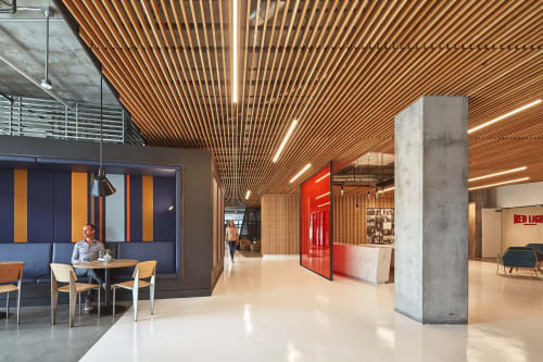 Lighting by ALW - Architectural Lighting Works seen at Red Light Management, Culver City - LightPlane 1 (LP1)