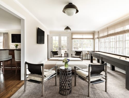 Interior Design by amy kalikow design seen at Private Residence, Millburn - Short Hills Private Home