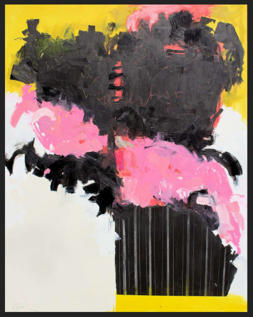 Paintings by Susan Washington Fine Art at Artist Studio NYC, New York - Valentino Couture