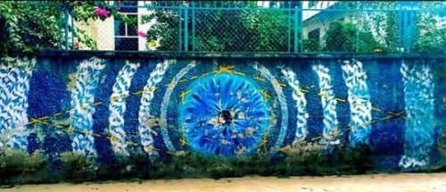 San'j Singh - Street Murals and Public Art