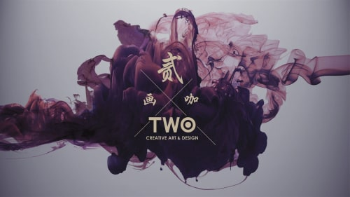 TWO ART 贰·畫咖 - Murals and Paintings