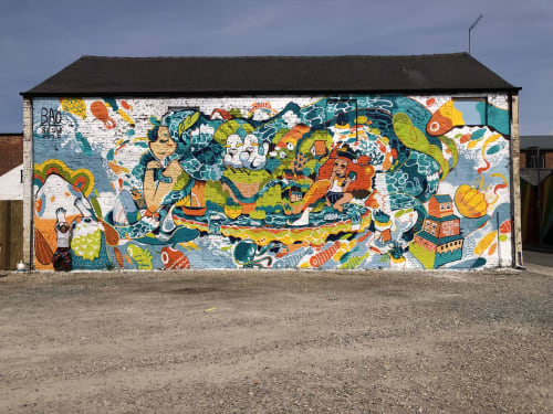 Bao - Murals and Art