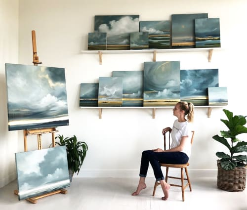 Allie Dattilio - Paintings and Art