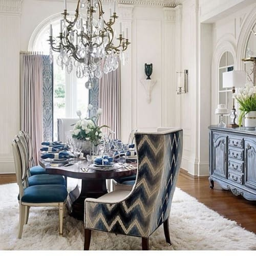 Chandeliers by Badari Firenze seen at Private Residence - Chandelier