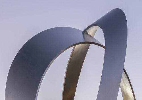 Public Sculptures by Albert Dicruttalo seen at Thornton, Thornton - Looper 2