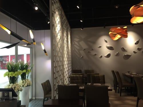 Interior Design by York Design Studio seen at Victoria Shopping Centre, Southend-on-Sea - Restaurant