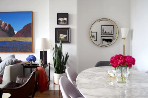Interior Design by STUDIO C seen at Private Residence, New York - Interior Design