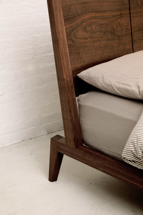 Beds & Accessories by Reed Hansuld seen at Private Residence, New York - Bedframe No. 4