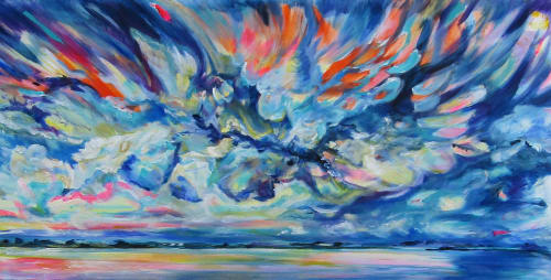 Karin McCombe Jones - Paintings and Art