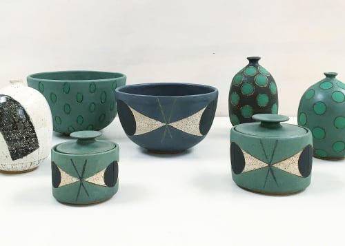 Matthew Ward - Vases & Vessels and Floral & Garden