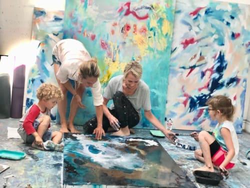 Align Studios - Paintings and Art