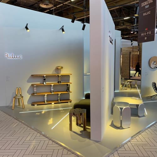 Riluc - Tables and Chairs