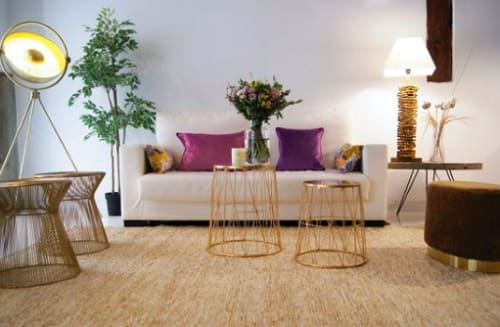 Rugs by KAYMANTA - Handmade Area Rug, Desierto Design