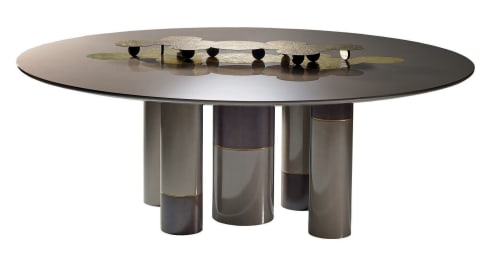 Tables by Luisa Peixoto Design seen at Private Residence, Porto - Luisa Peixoto