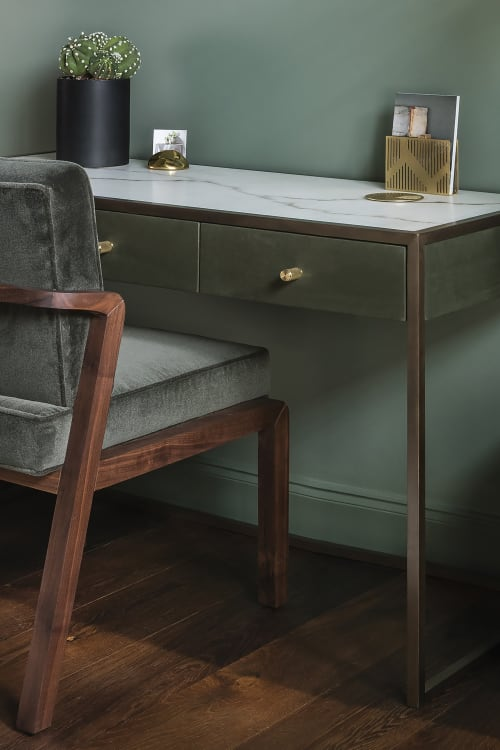 Furniture by Casa Botelho seen at Private Residence, London - Casa botelho